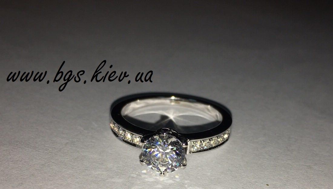 кольцо тиффани