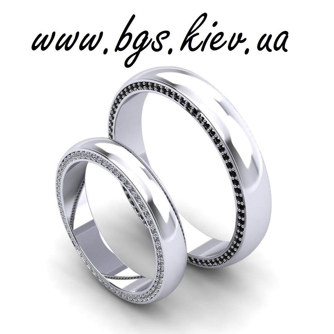 Обручальное кольцо «Аврора»