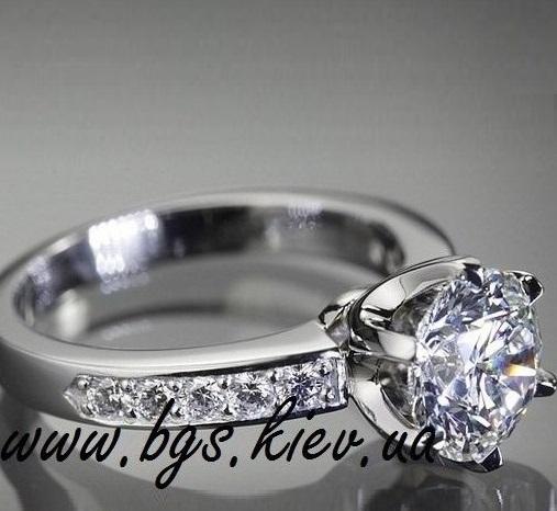 Помолвочное кольцо мисс Tиффани