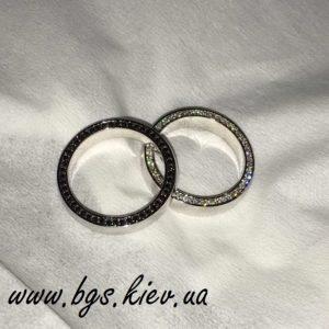 кольцо женское обручальное
