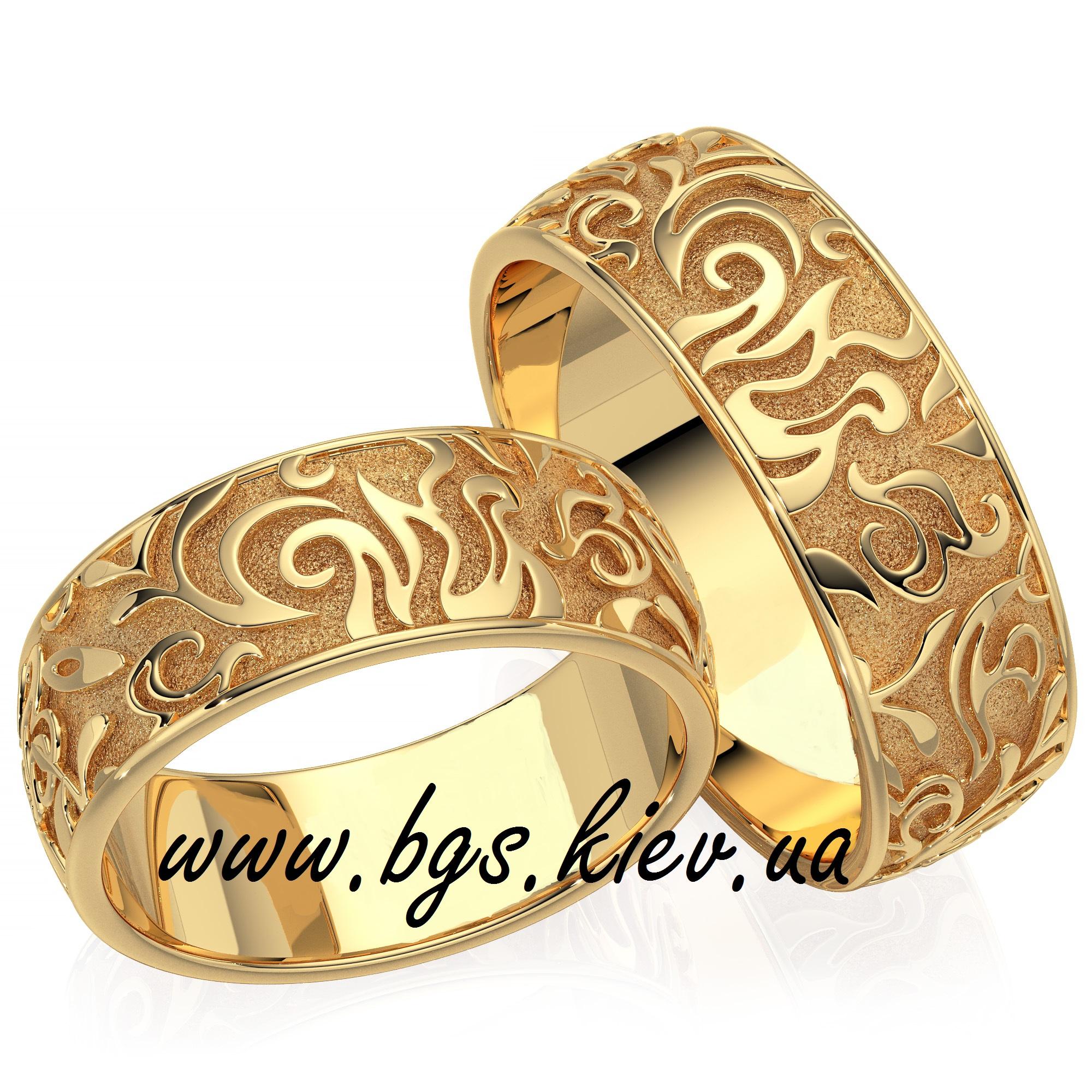 Обручальные кольца «Таити»