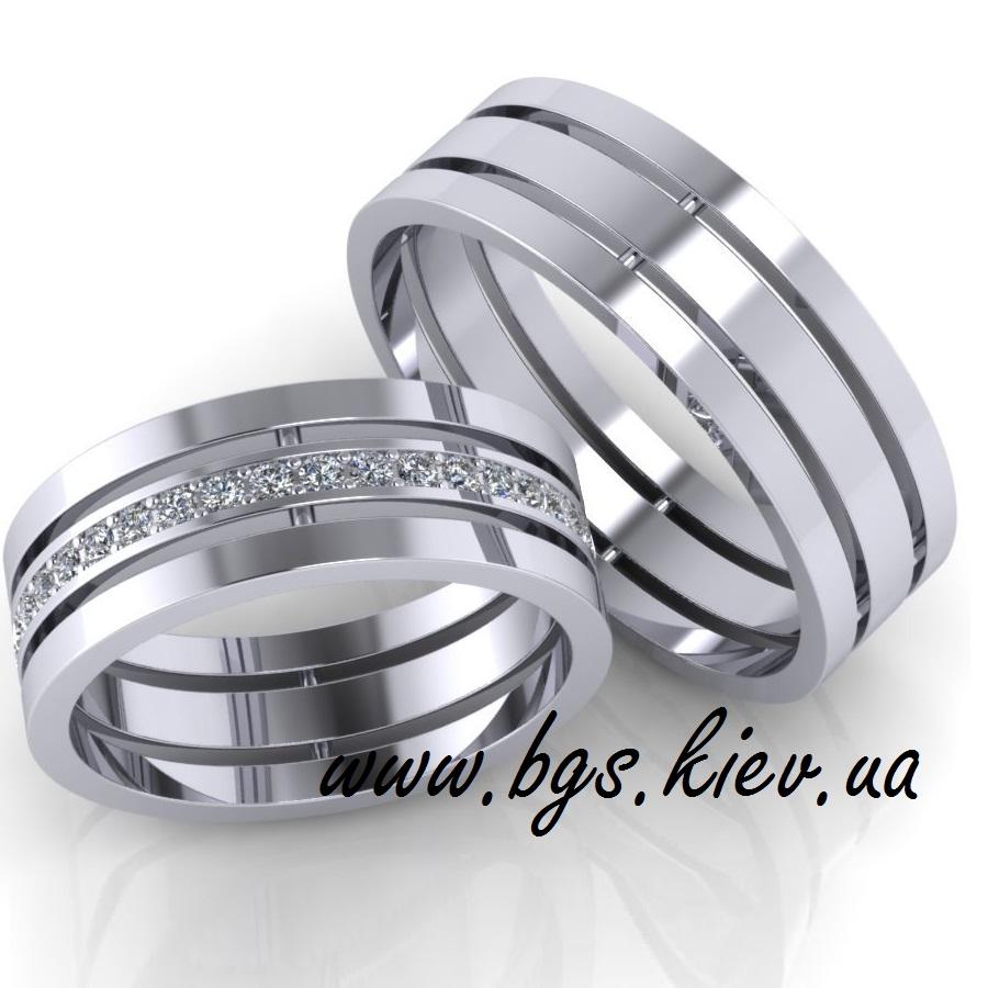 Обручальные кольца «BGS»