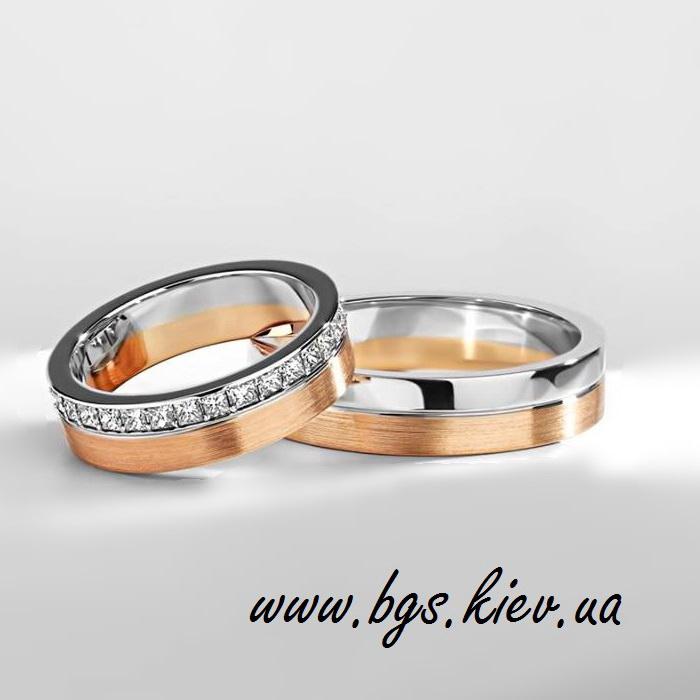 Свадебные обручальные кольца «Настоящие чувства»