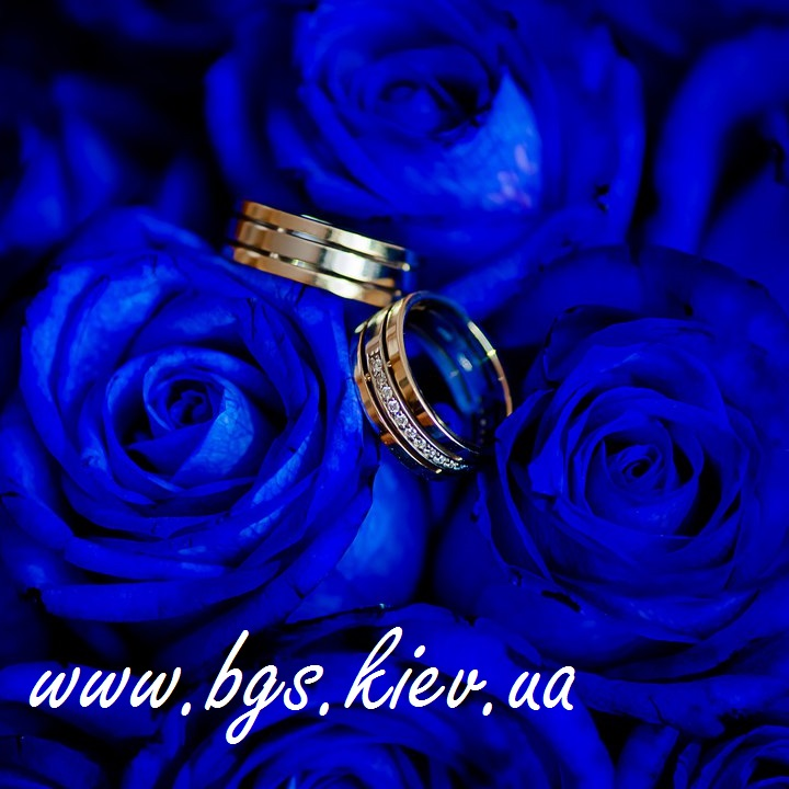 Обручальные кольца Украина