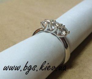 Золотое кольцо Damiani Fabula
