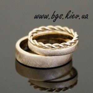 проба обручального кольца Обручальные кольца 585 и 750 пробы