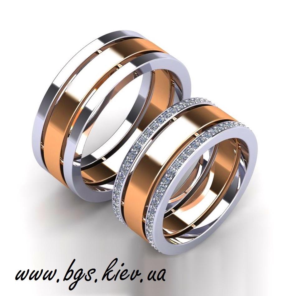 Обручальные кольца «Идеальная пара»