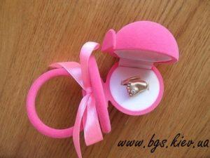 кольцо ножка пяточка с ножкой подарок на рождение ребенка ребенок младенца золотое ручка что подарить жене на роды
