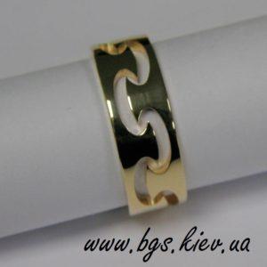 Свадебные кольца «Инь и Янь» подвижные