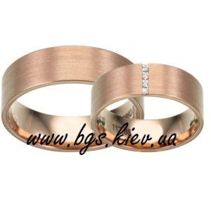 Кристалл обручальные кольца