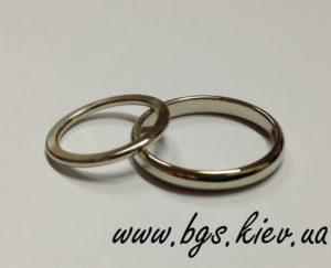 Узкие кольца из желтого золота, тонкие кольца без камней, бюджетные обручальные кольца, недорогие кольца