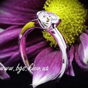 Кольцо для предложения,кольцо бриллиант, кольцо предложение, один бриллиант кольцо купить, помолвочное кольцо