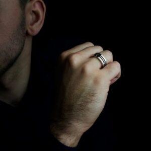 как выбрать мужские обручальные кольца