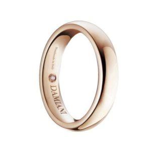 обручальные кольца с бриллиантом внутри